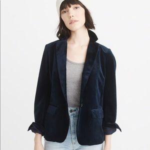 A&F velvet blazer *New*